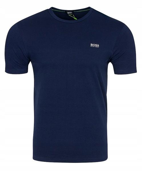 T-Shirt Koszulka męska Hugo Boss MW14 Granatowa