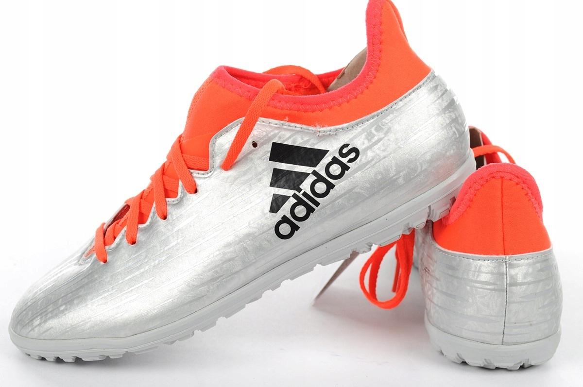 Buty Turfy Adidas X 16.3 TF J [S79581] 38 23