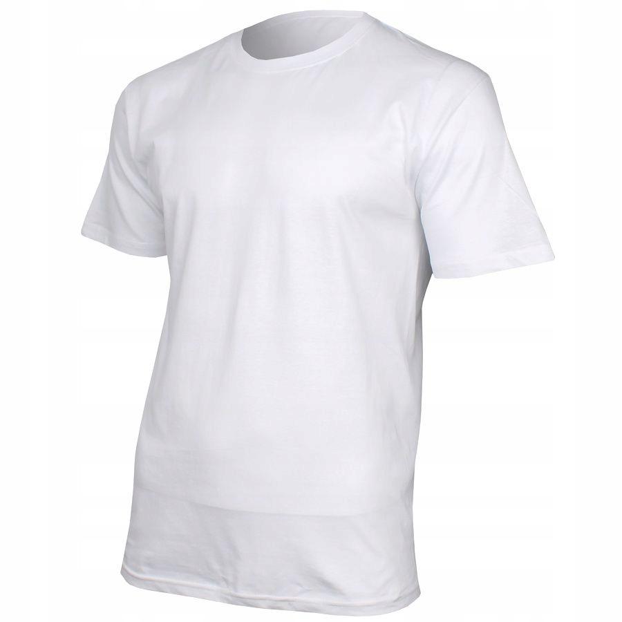 T-shirt Lpp 110 cm biały