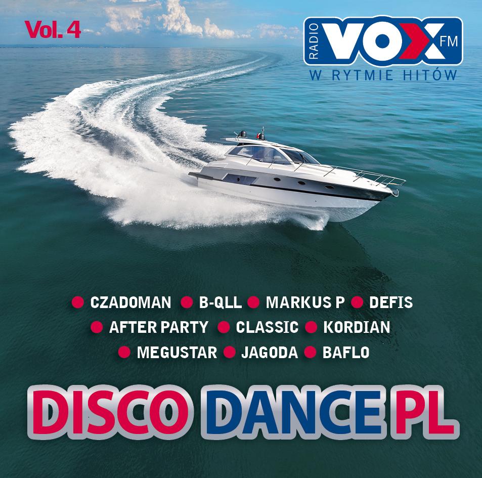 DISCO DANCE PL W RYTMIE HITÓW VOX FM vol.4