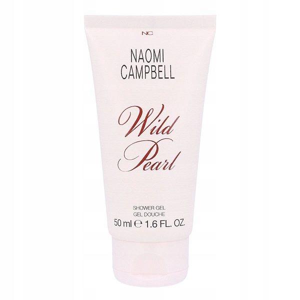 Naomi Campbell Wild Pearl żel pod prysznic 50ml