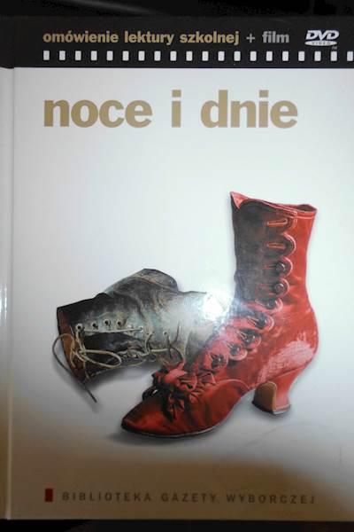 Noce i dnie - DVD pl lektor