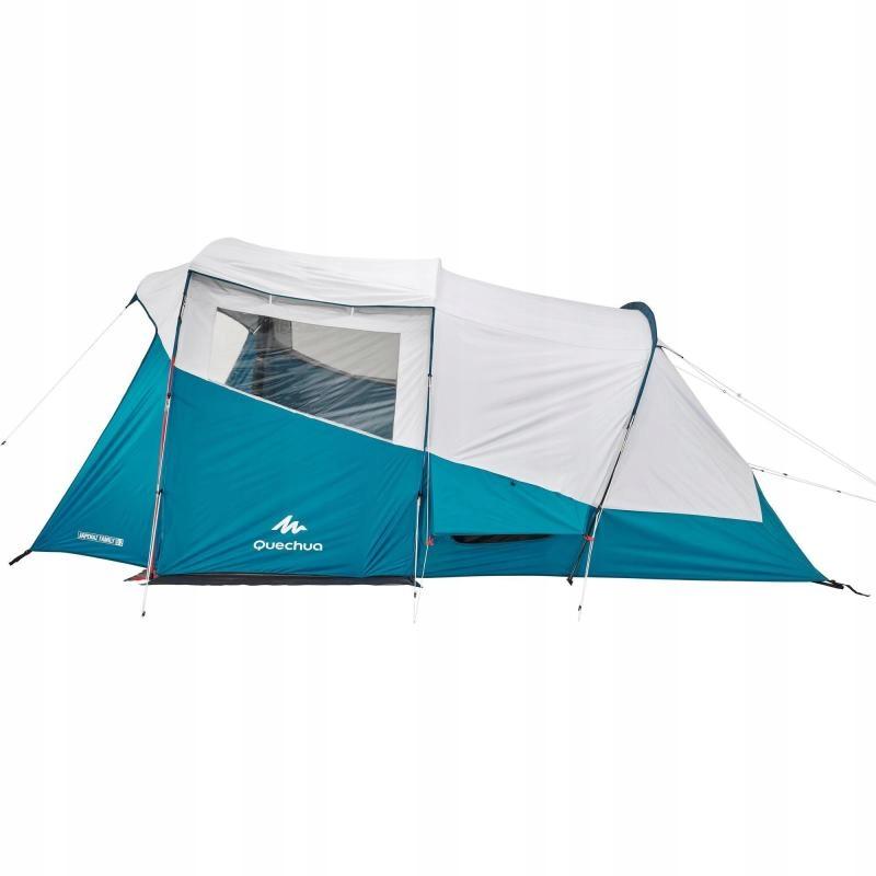 Quechua namiot Arpenaz 5,2. 5 osobowy 2 sypialnie