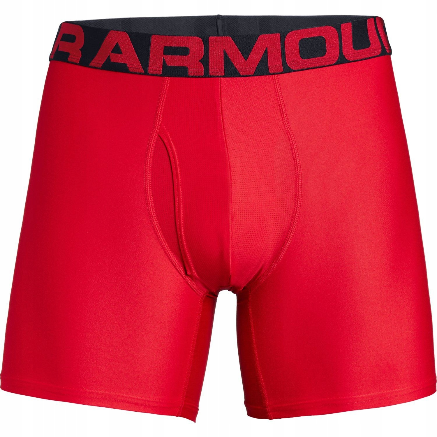 Bokserki UNDER ARMOUR Tech 6in 2Pack Red # M