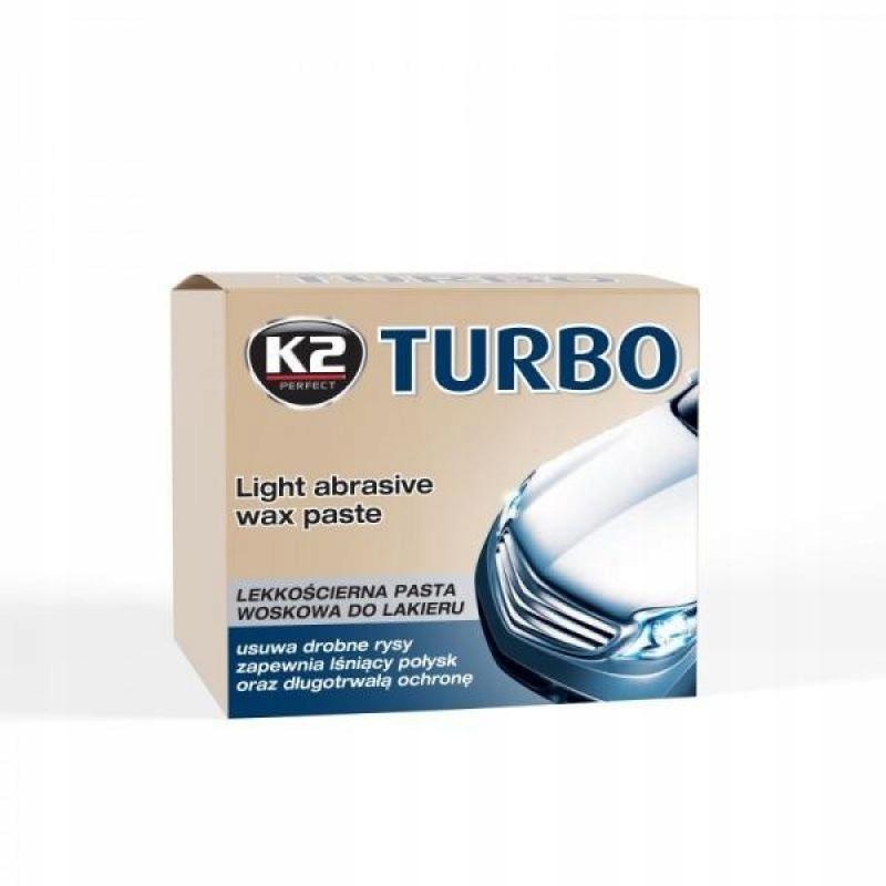 K2 TURBO 250 G Lekkościerna pasta woskowa K004