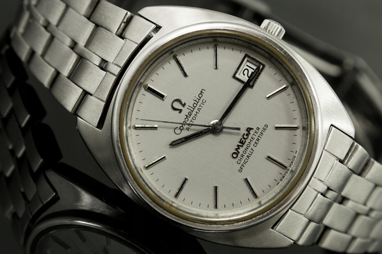1977 Omega Constellation Chronometer Automatic