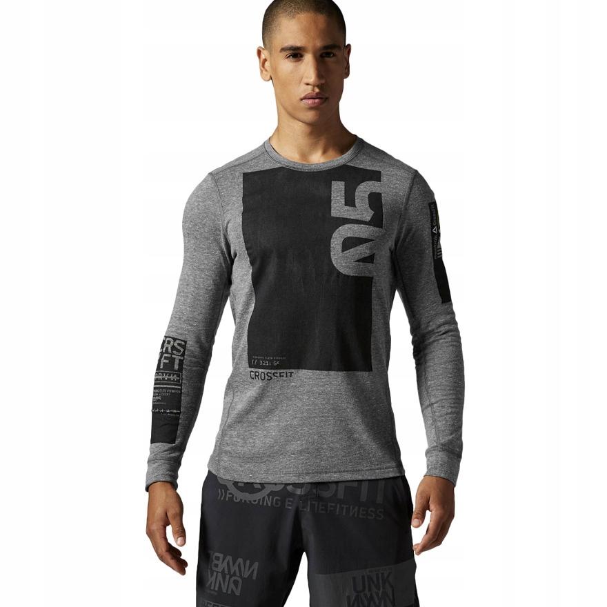 Koszulka Reebok CrossFit męska termoaktywna XL