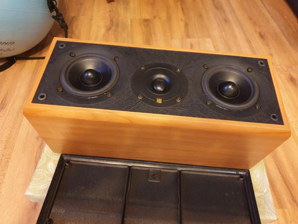 KEF Cresta Sp3322 głośnik centralny