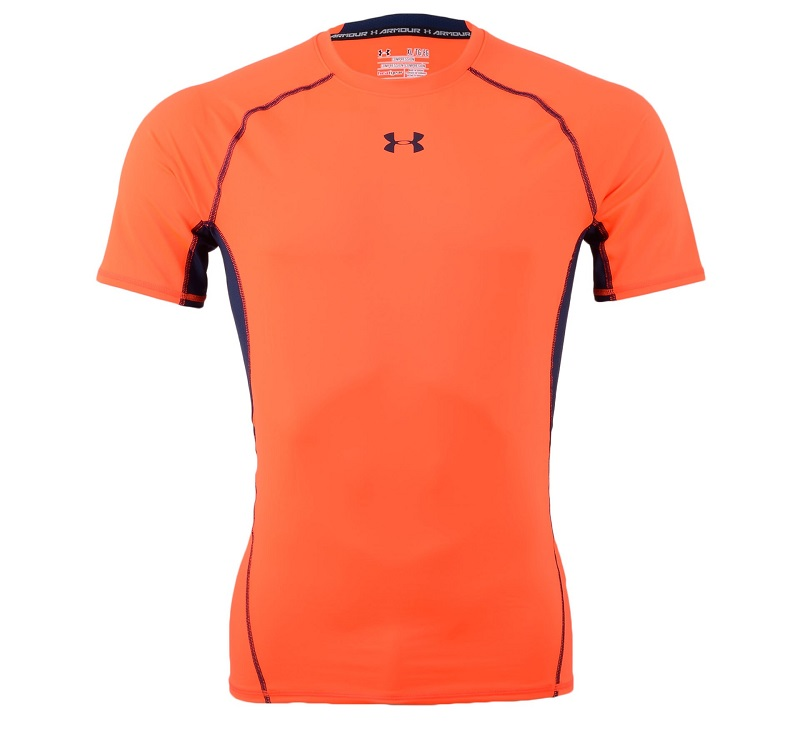 D627 UNDER ARMOUR COMPRESSION T-SHIRT SPORTOWY L