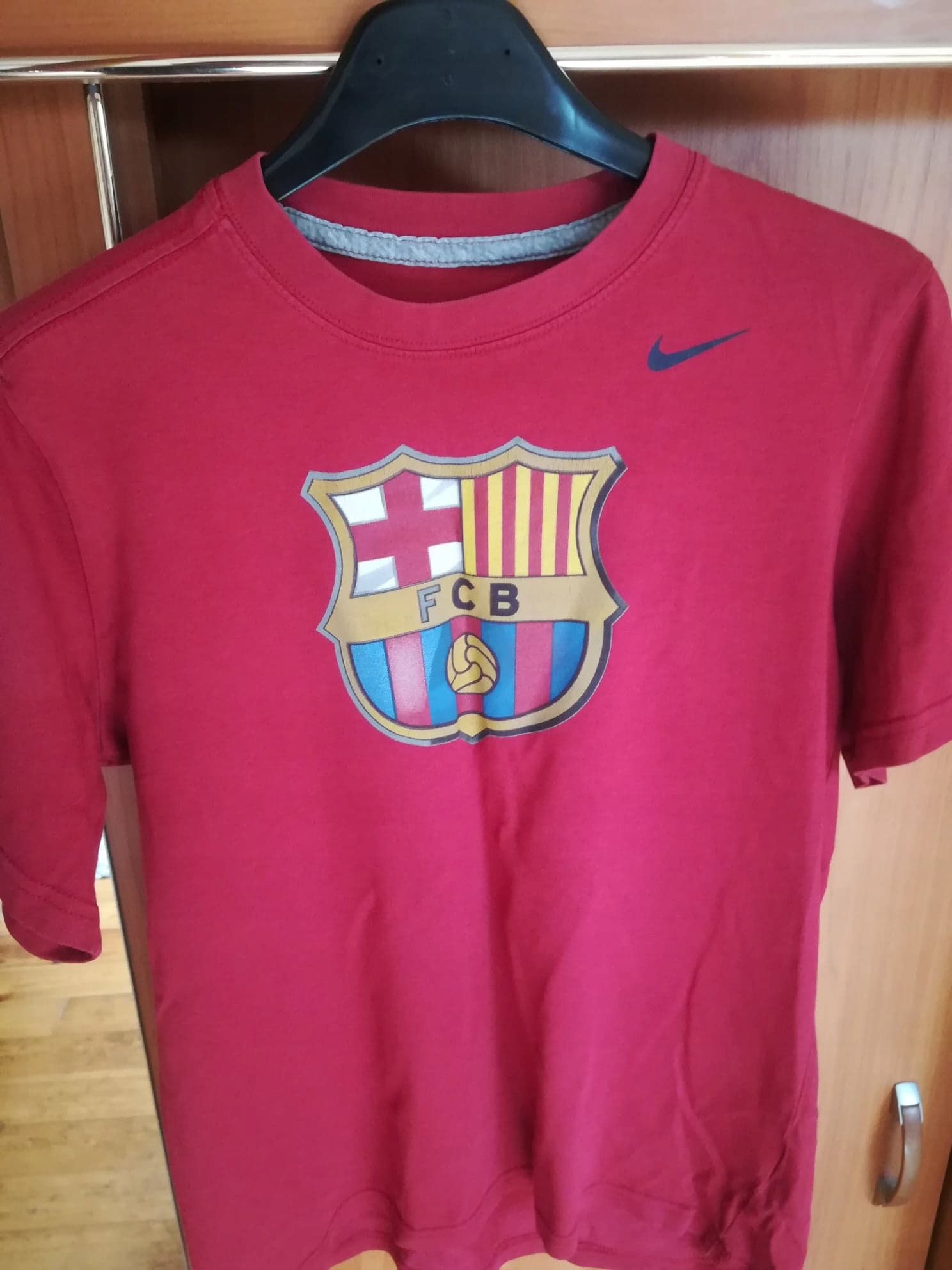 Koszulka FC BARCELONA NIKE MESSI T-SHIRT SUPERSTAN