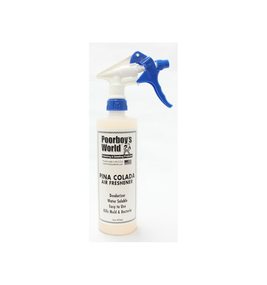 Poorboy's World Air Fresh. Pina Colada+Sprayer 473