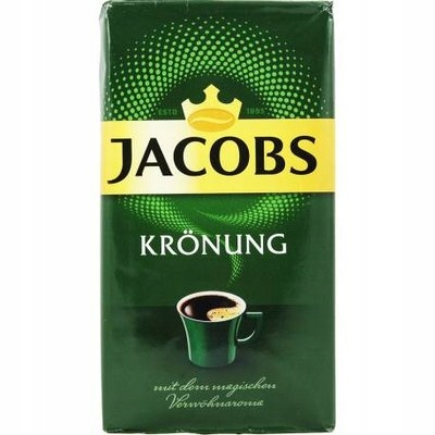 !!! KAWA JACOBS KRONUNG 500G