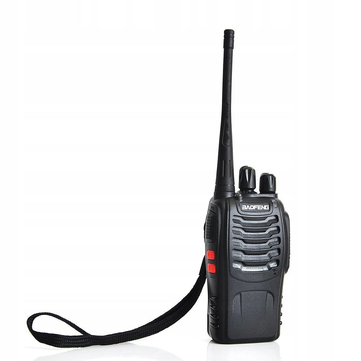 Baofeng BF-888S Radiotelefon UHF PMR 5W PTT