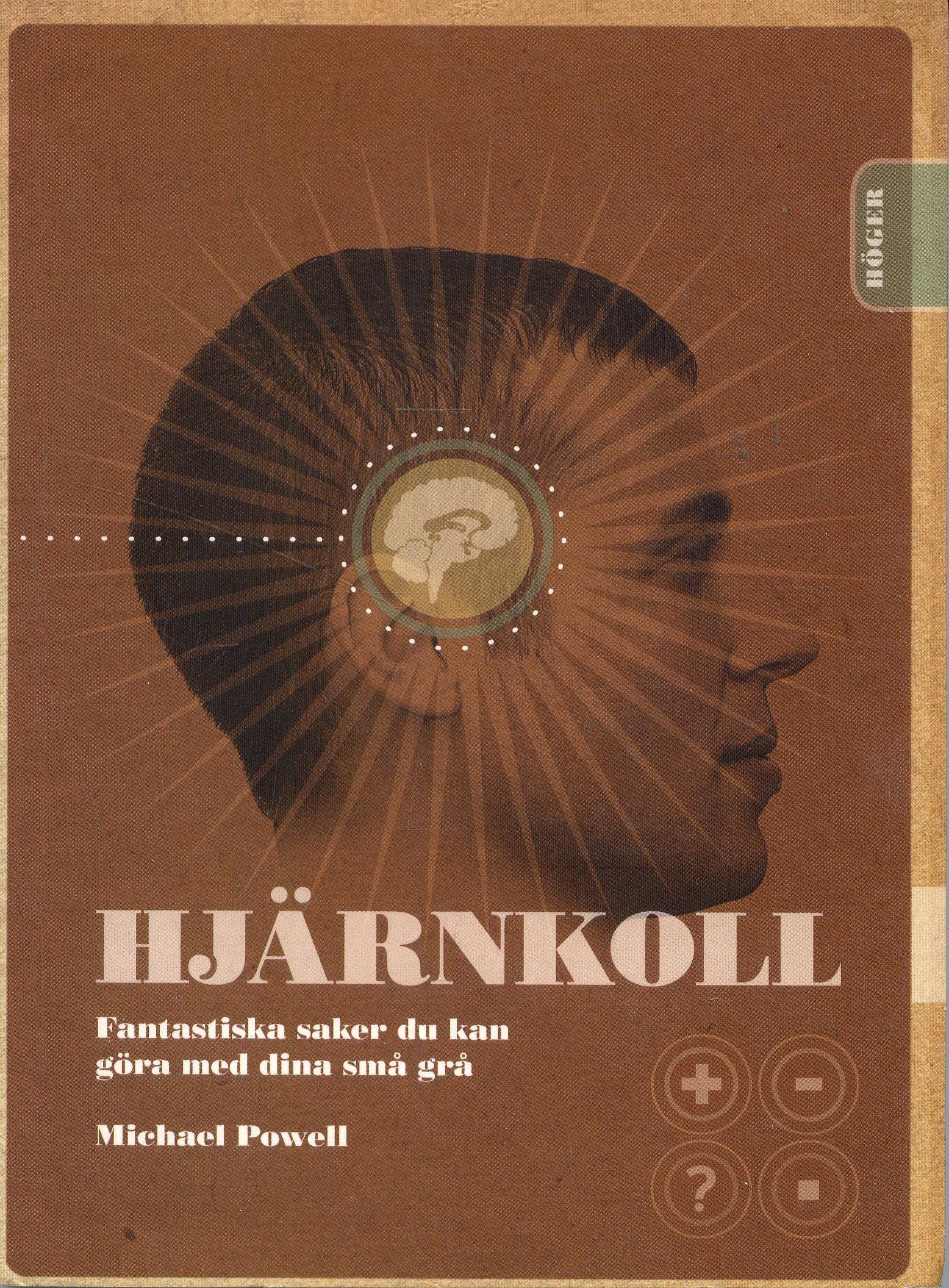 ATS - Powell Michael - Hjarnkoll