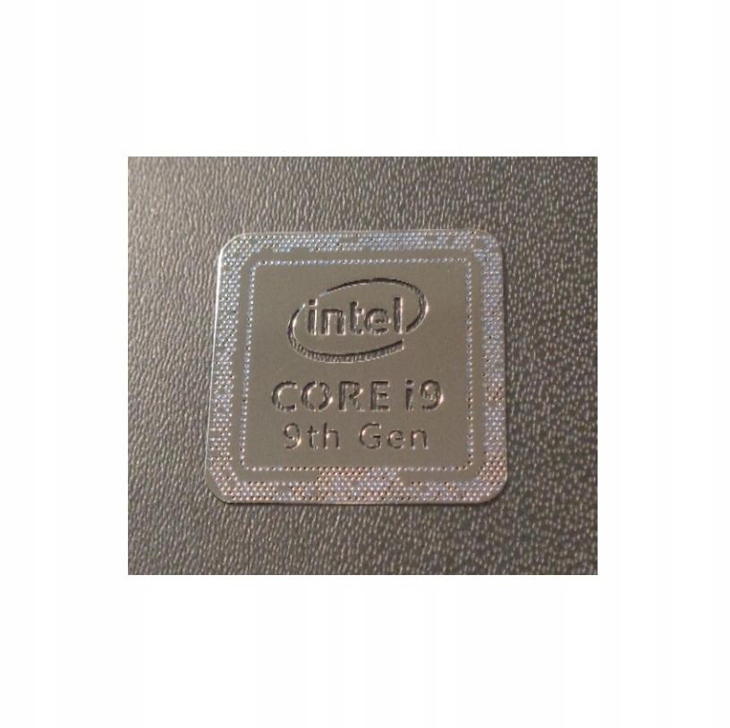 0447d Intel Core i9 9 th Gen Metal Edition 18x18mm