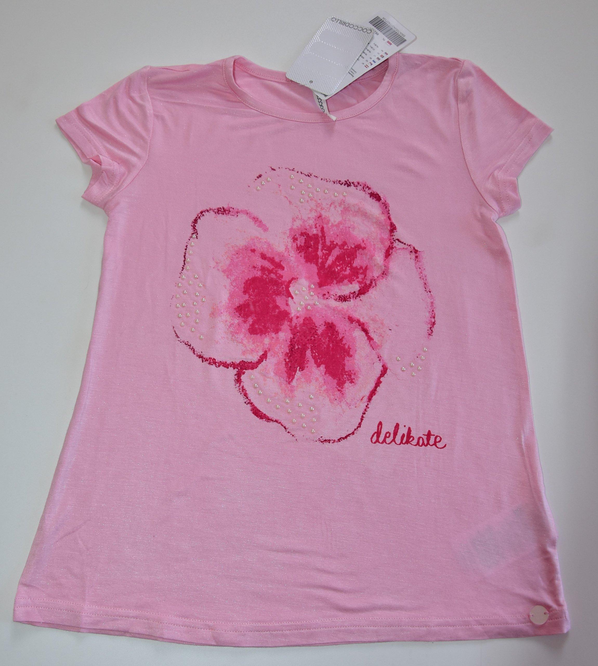 T-shirt, koszulka coccodrillo 134