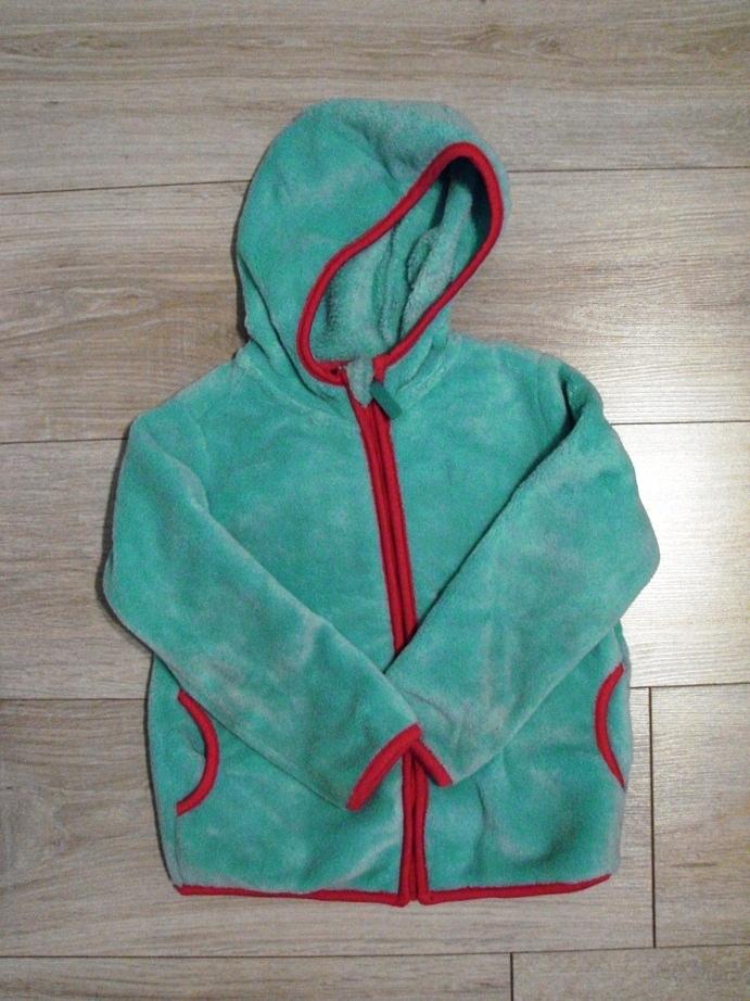 Bluza misiek polar Tchibo 98/104