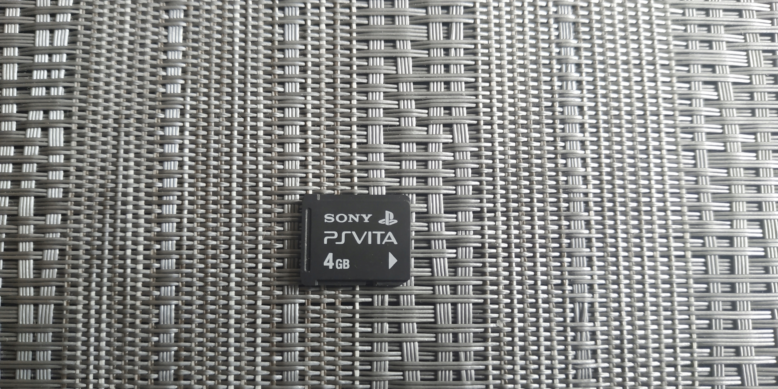 Karta Pamięci PS Vita / PS TV 4GB
