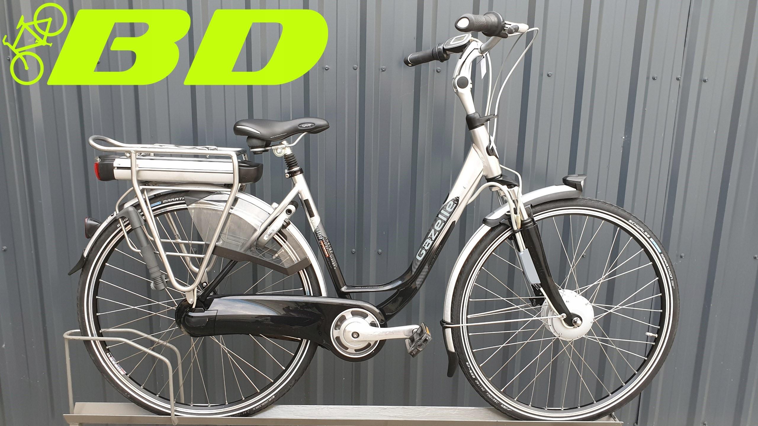 Rower elektryczny Gazelle Orange Plus innergy(240)