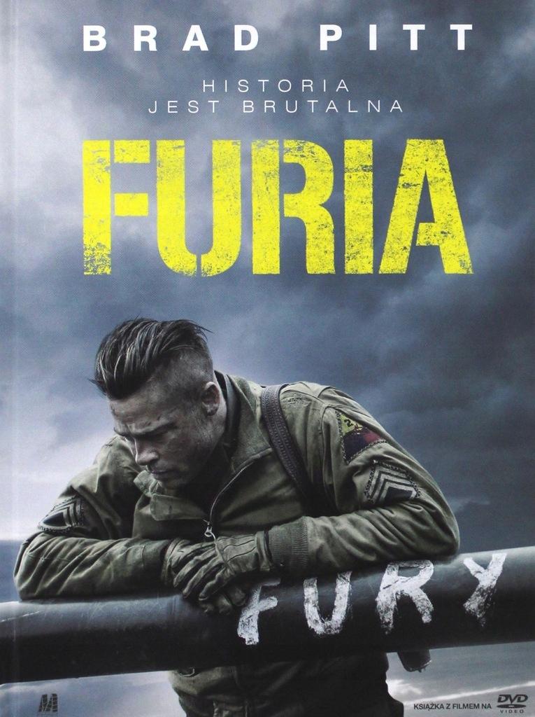 FURIA DVD booklet