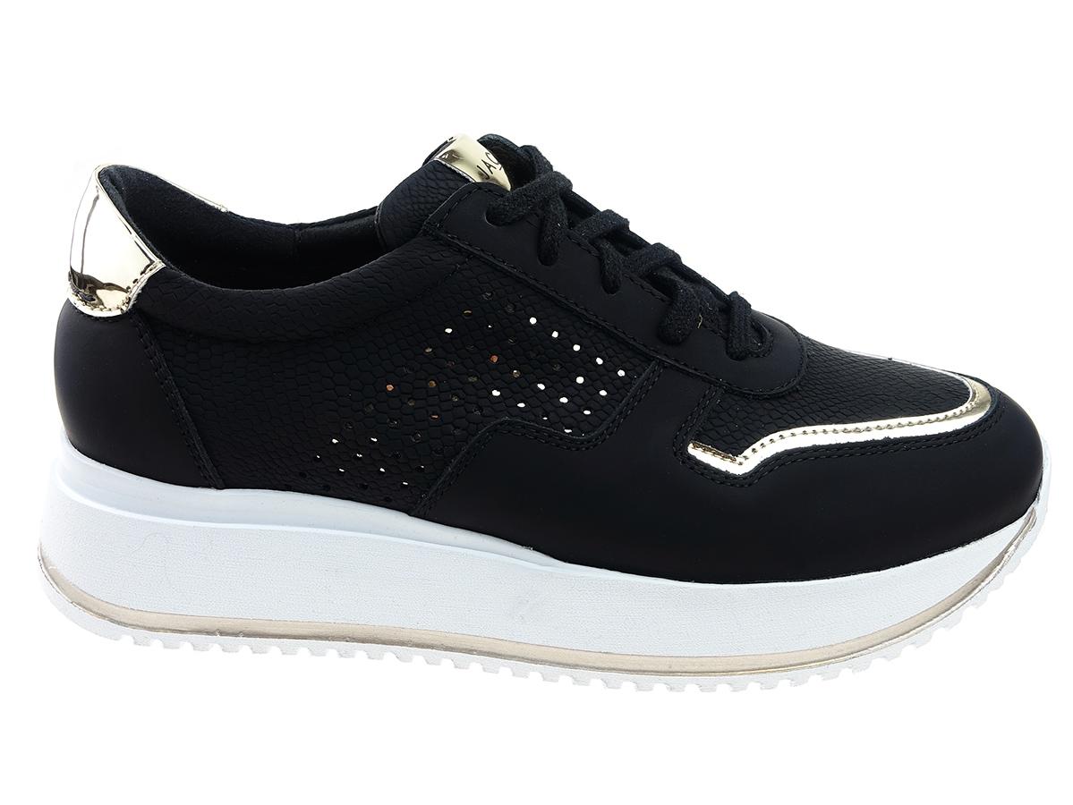41df71fdf9a18 Nessi x JACOB półbuty sneakersy JC019 czarne 40 - 7273277475 ...