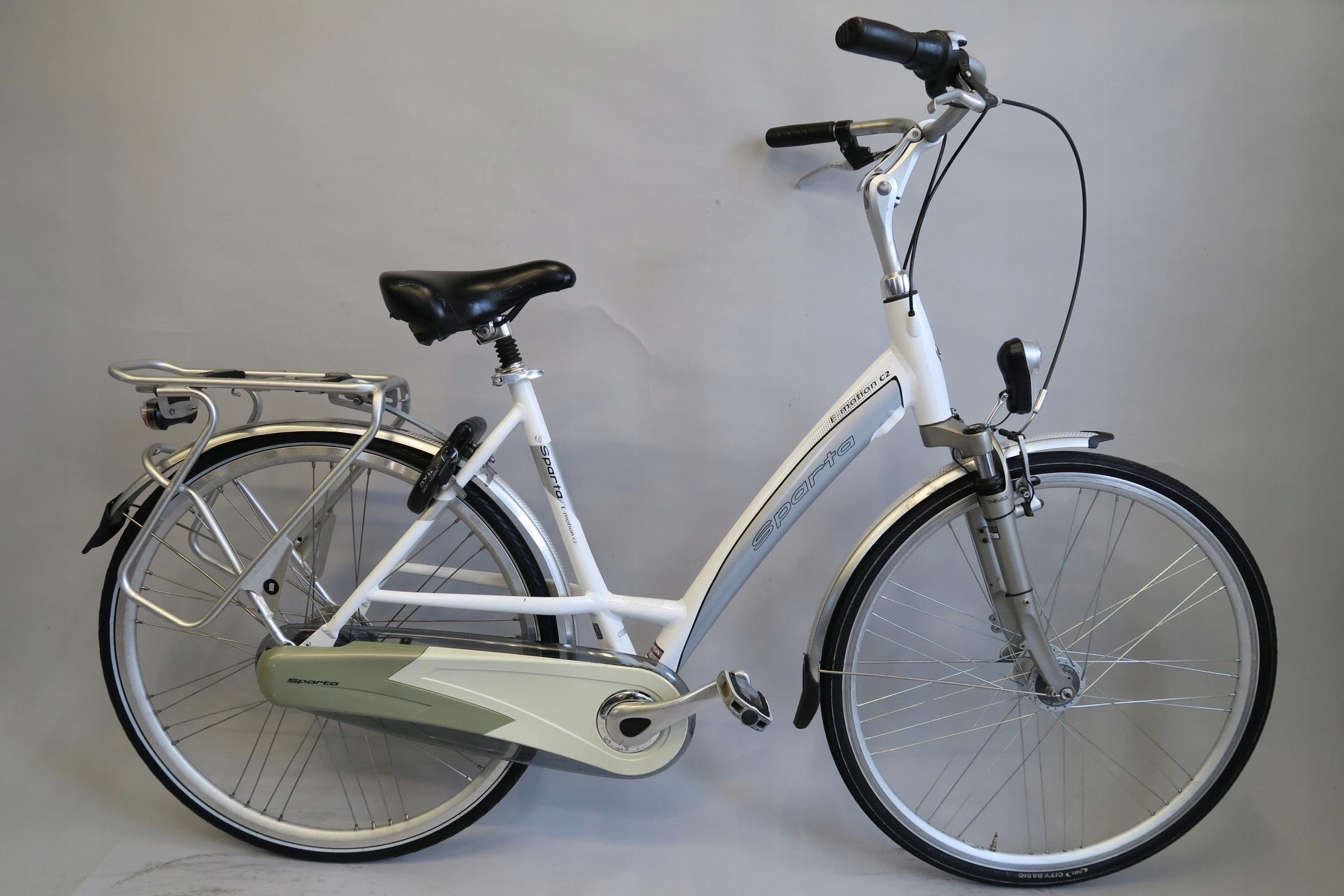 Markowy rower holenderski Sparta Emotion Nexus 8