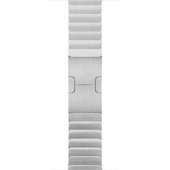 APPLE Bransoleta panelowa czarna do zegarka 42 mm