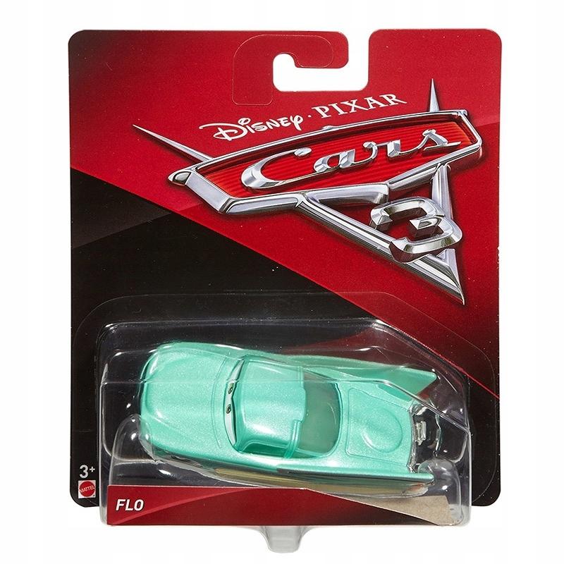MATTEL DISNEY CARS 3 AUTA FJH94 FLO KATOWICE