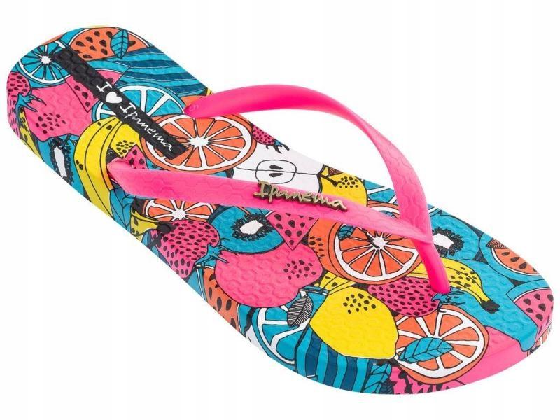 Ipanema Summer 82684-20755 35/36 kolorowe japonki