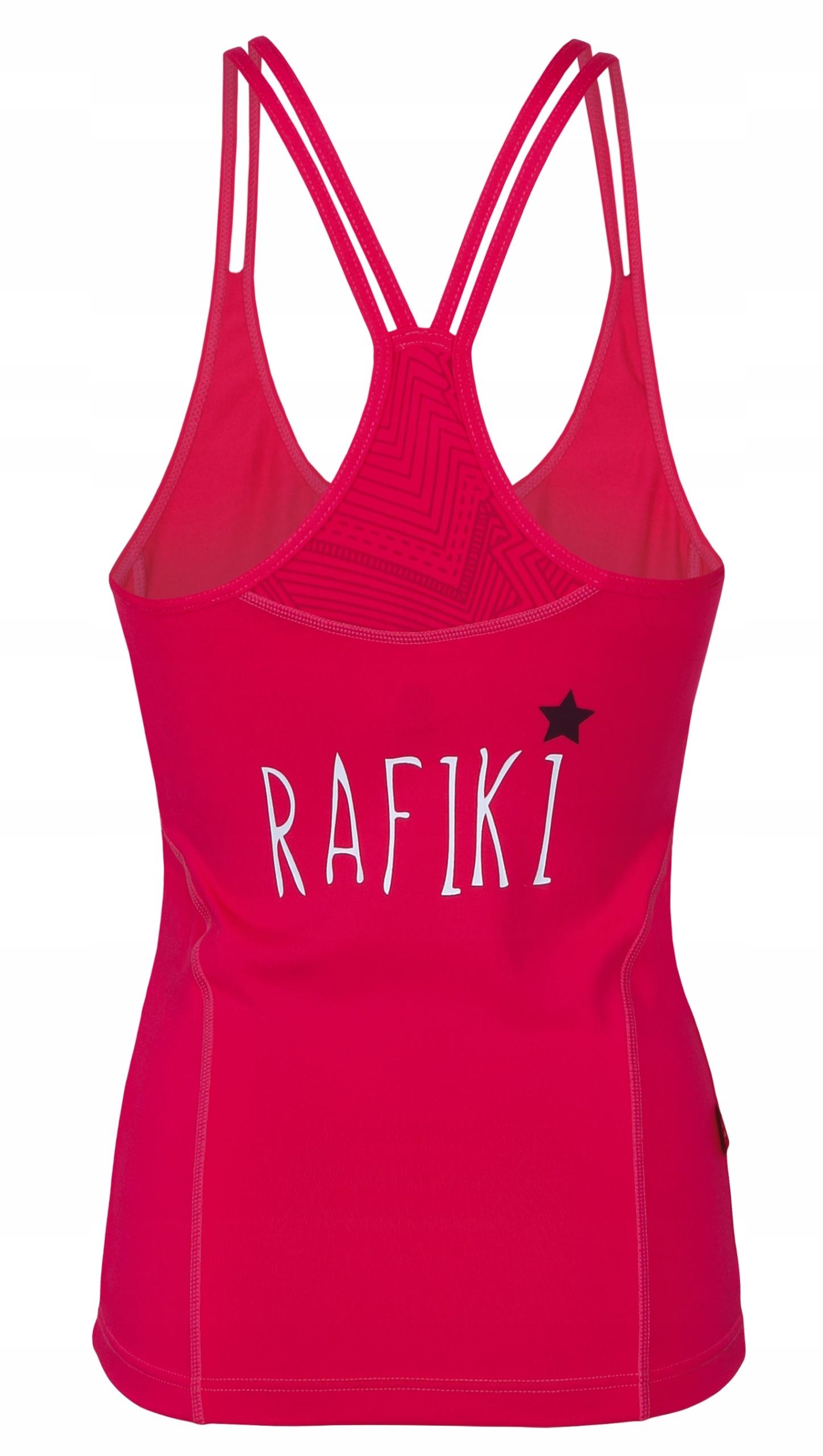 Rafiki Sportowa koszulka SHEEN WOMAN cabaret XS