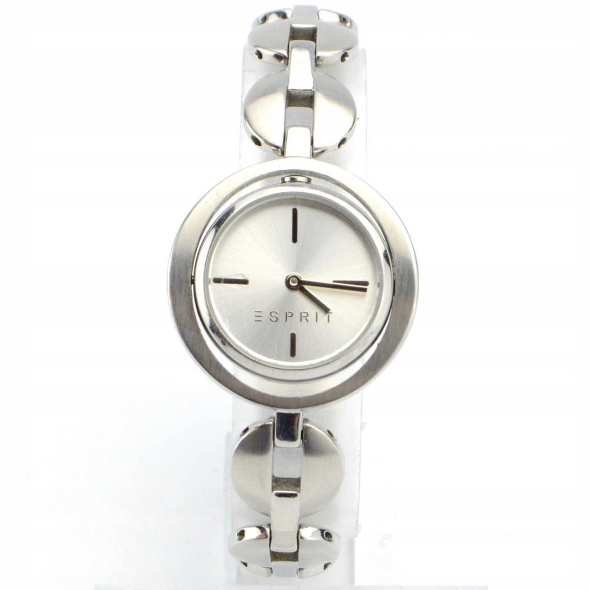 Zegarek damski Esprit srebrny stalowy 108202