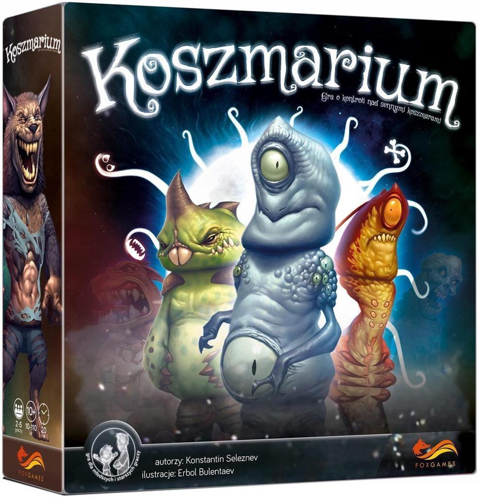 KOSZMARIUM, FOXGAMES
