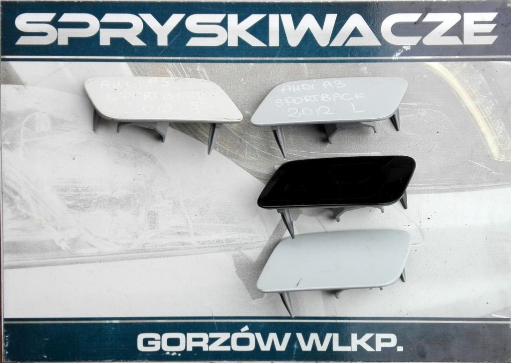 AUDI A3  12-15 ZAŚLEPKA SPRYSKIWACZA SPORTBACK