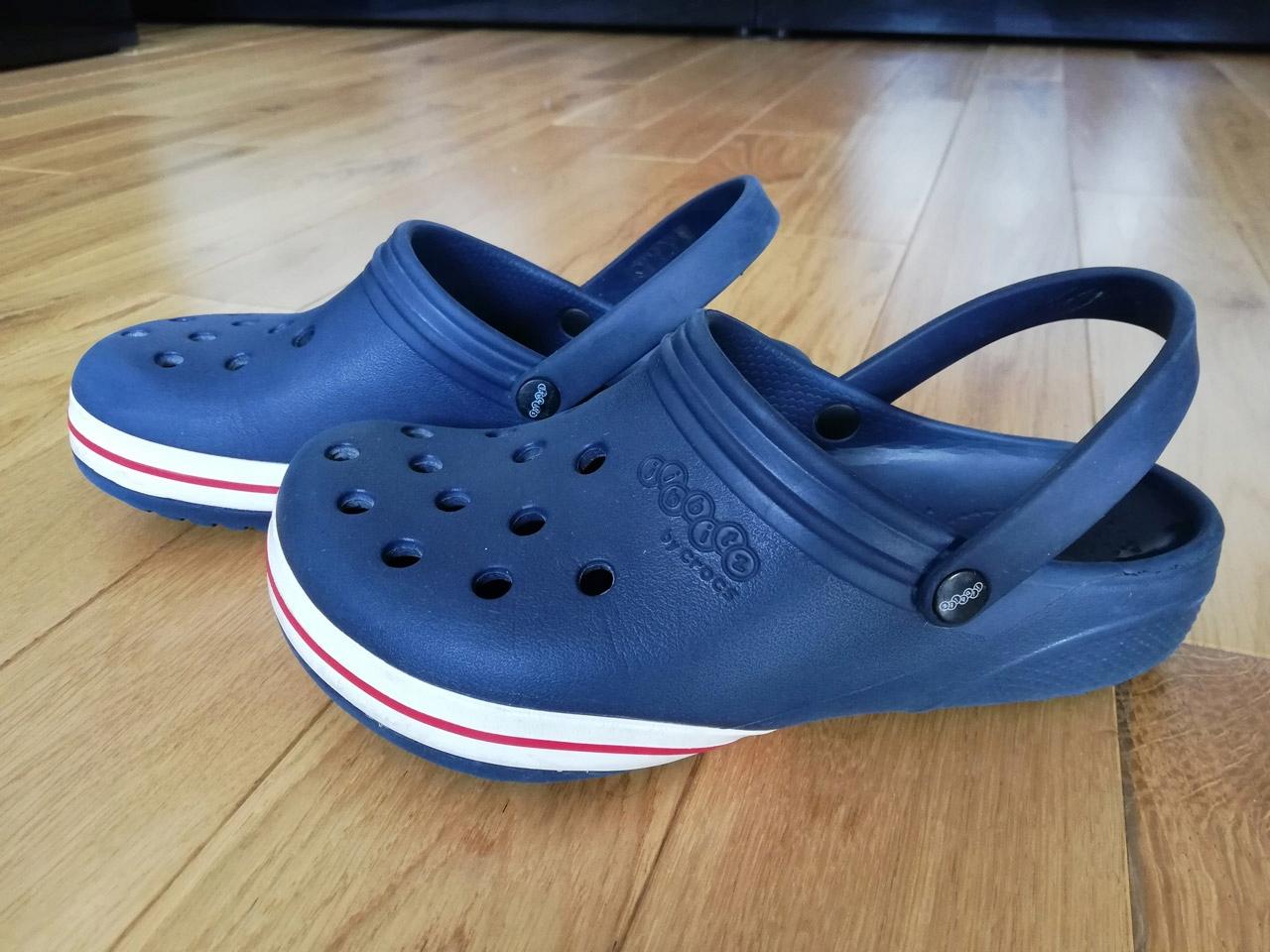 Sandały Jibbitz by Crocs rozmiar 35