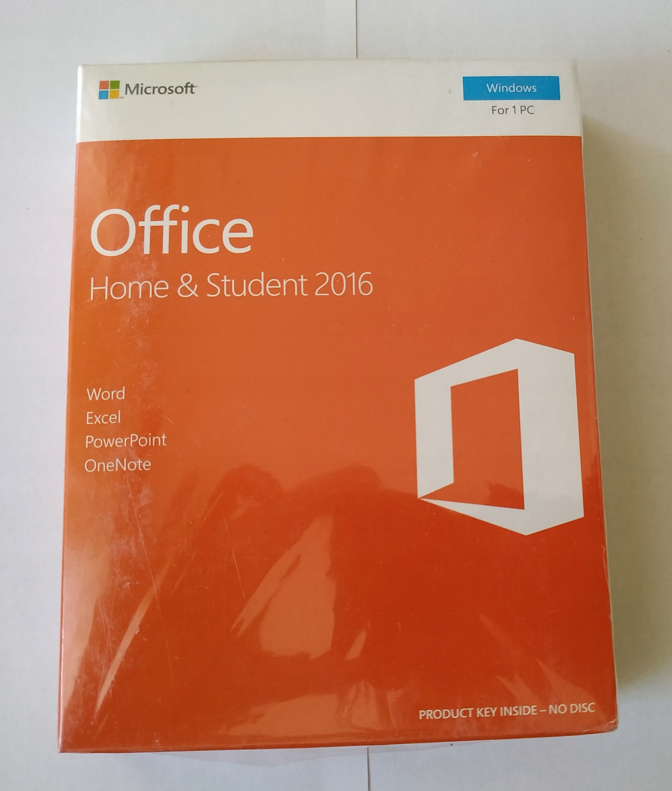 Microsoft office Home and Student 2016 BCM !!!
