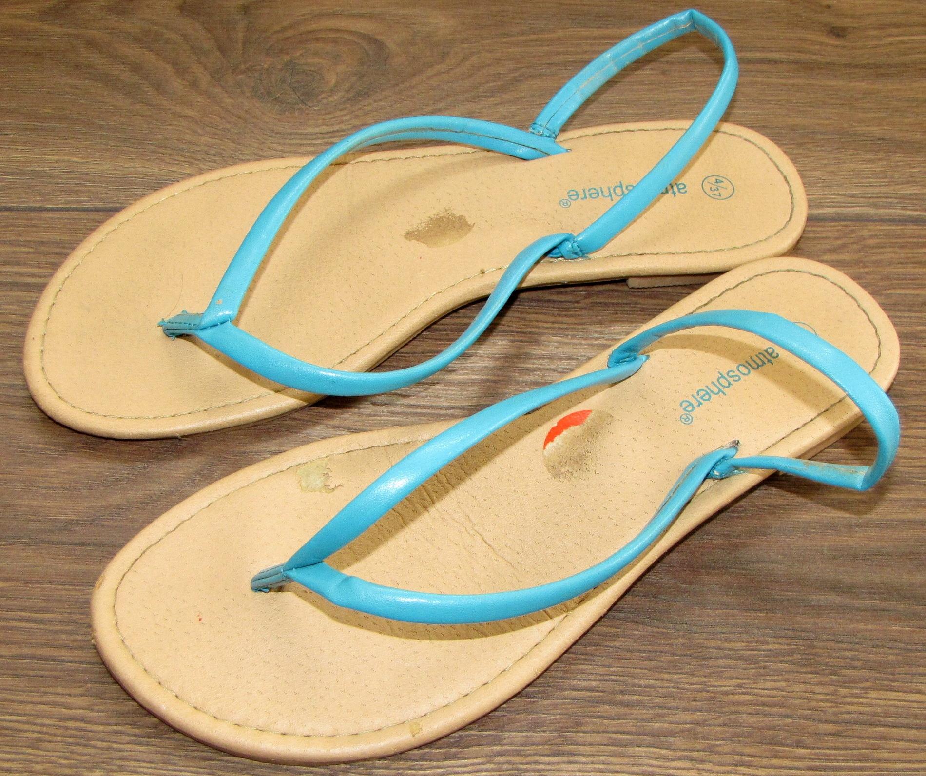 _ATMOSPHERE modne JAPONKI sandały ORYGINALNE r.37