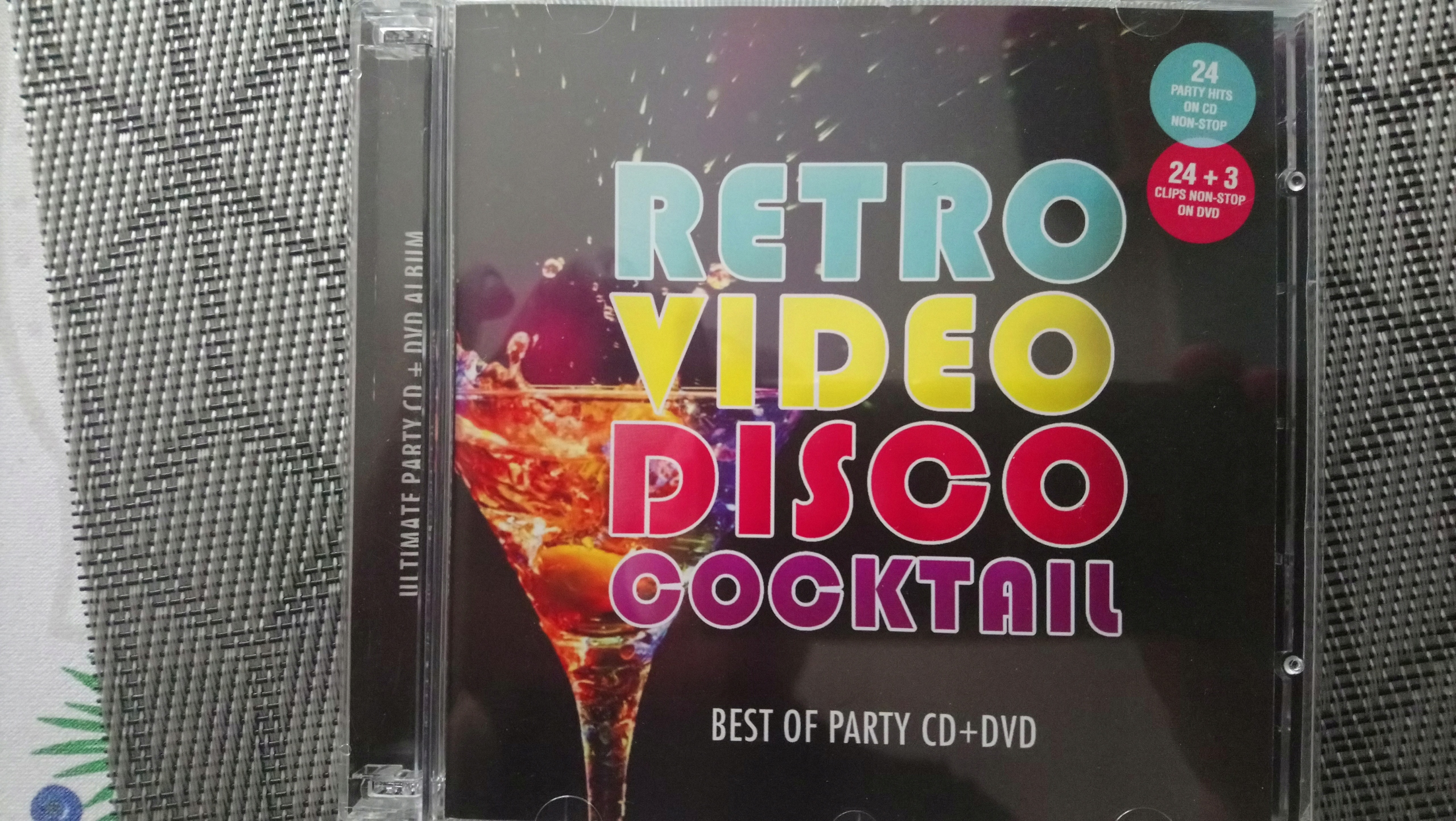 Retro Disco 80 1CD 1DVD