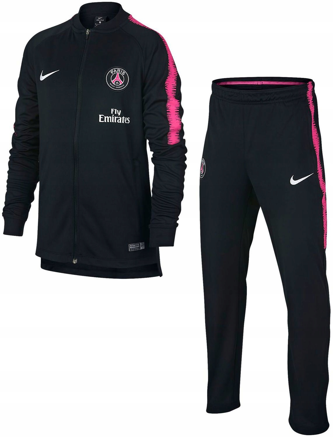DRES PARIS SAINT-GERMAIN DRI-FIT JUNIOR NIKE L