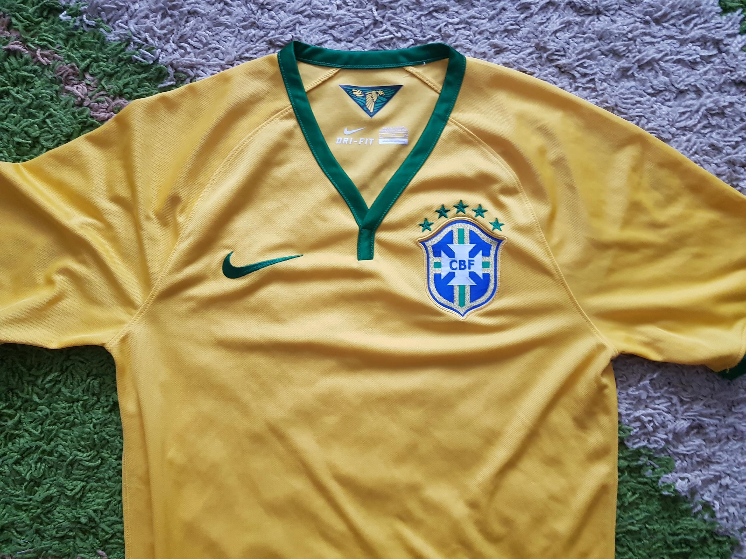 BRAZIL BRAZYLIA PUMA S WORLD CUP 2014