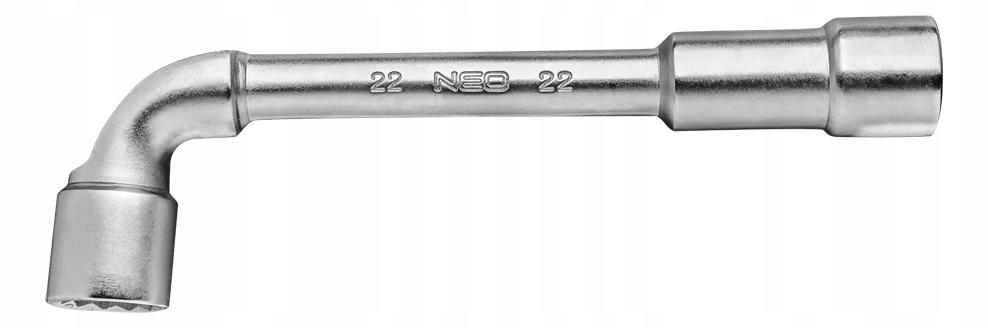 NEO Klucz fajkowy 22 x 230 mm - 09-217
