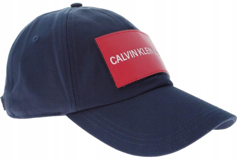 CZAPKA Z DASZKIEM CALVIN KLEIN K40K400258 436