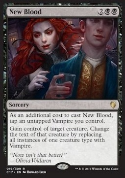 New Blood :MTGMARKET