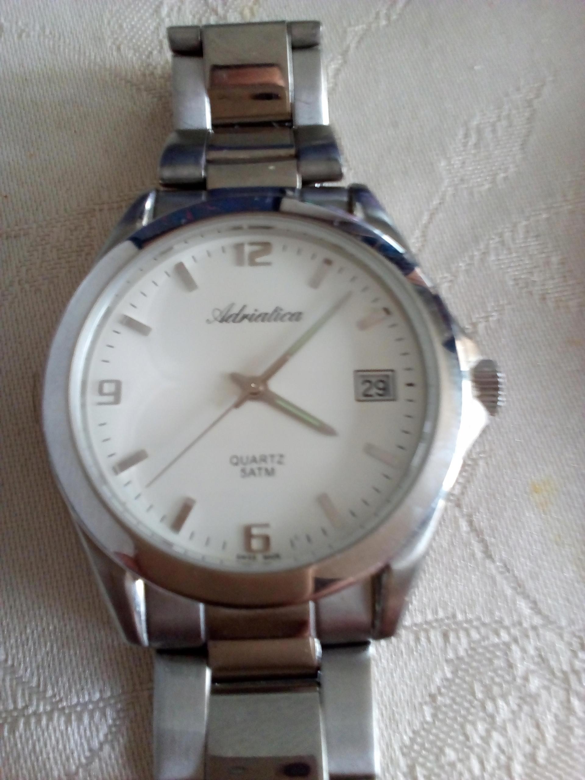 zegarek uni adriatica bcm okazja