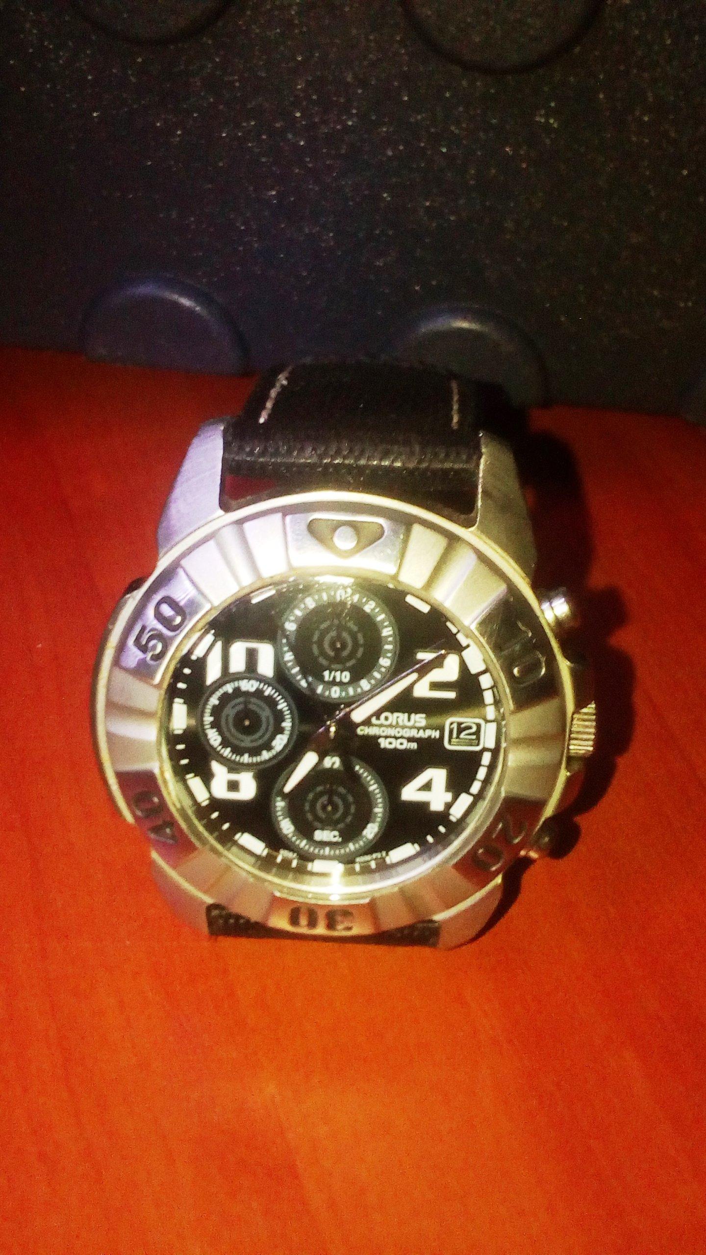 Zegarek męski Lorus VD57-K021. Jedyna OKAZJA!!