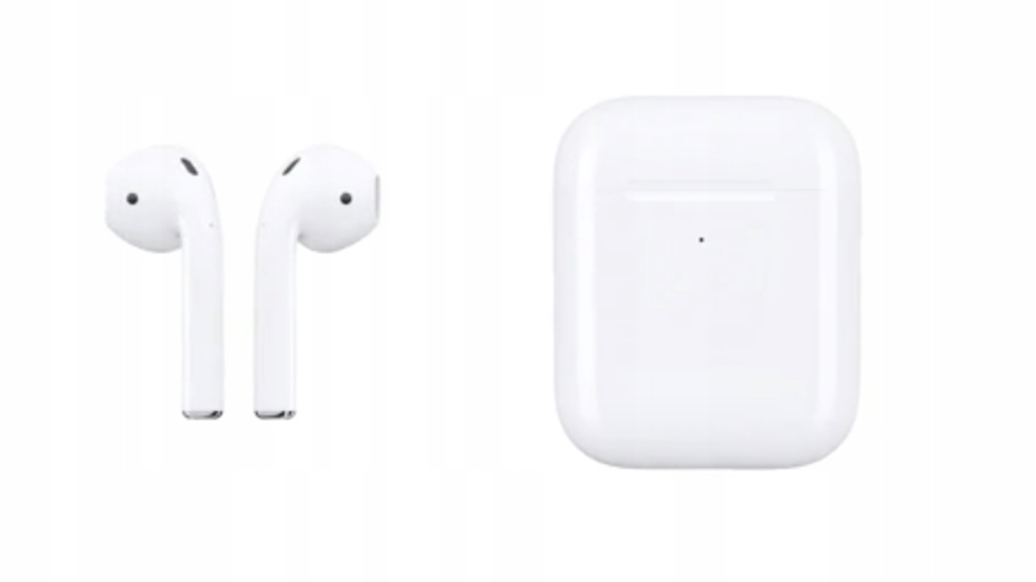 AIRPODS 2 WIRELESS CHARGING CASE 1000ZŁ WAWA