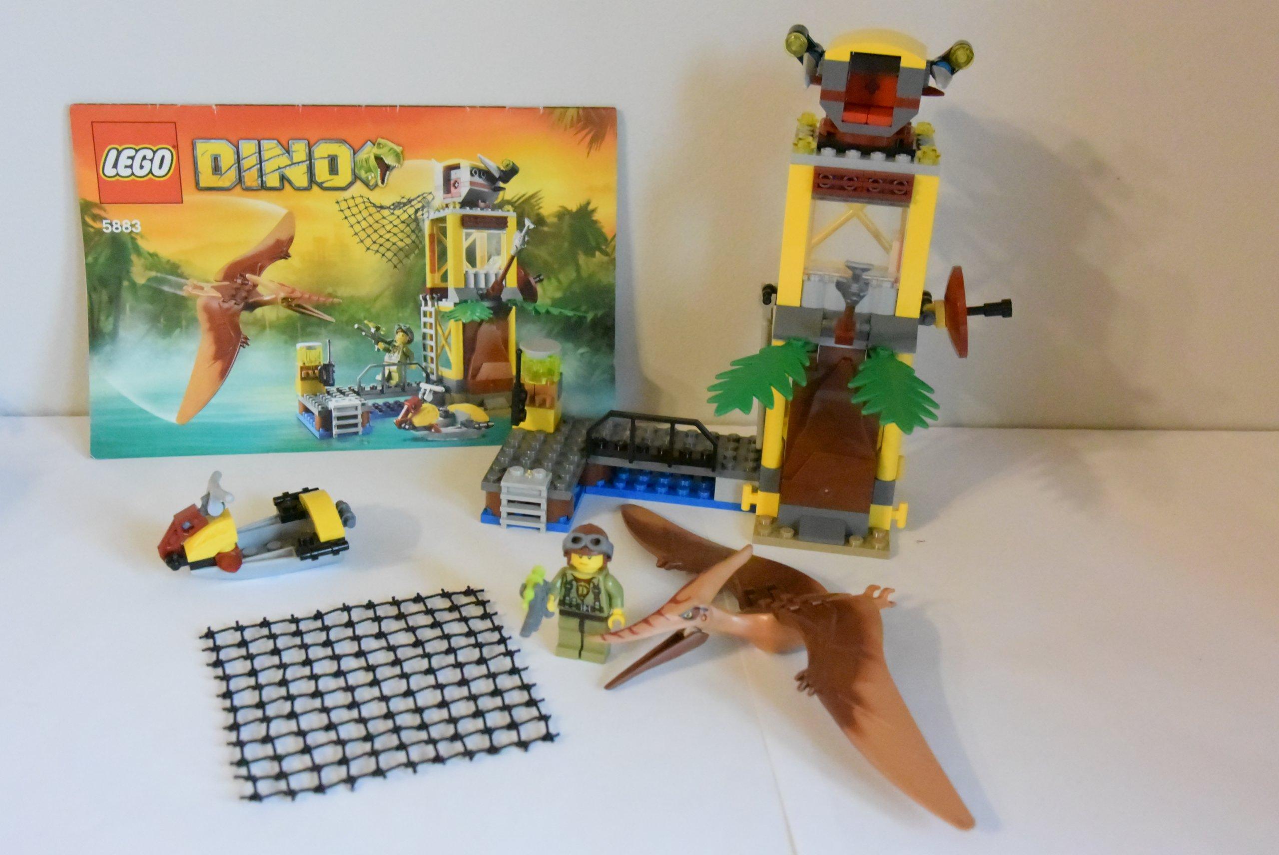 Klocki LEGO Dino 5883 Wieża Pteranodona