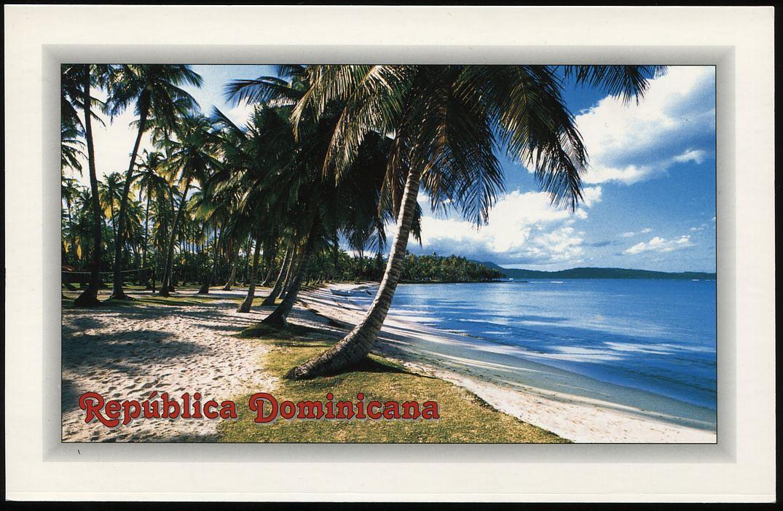 DOMINIKANA Samana - Plaża 1990