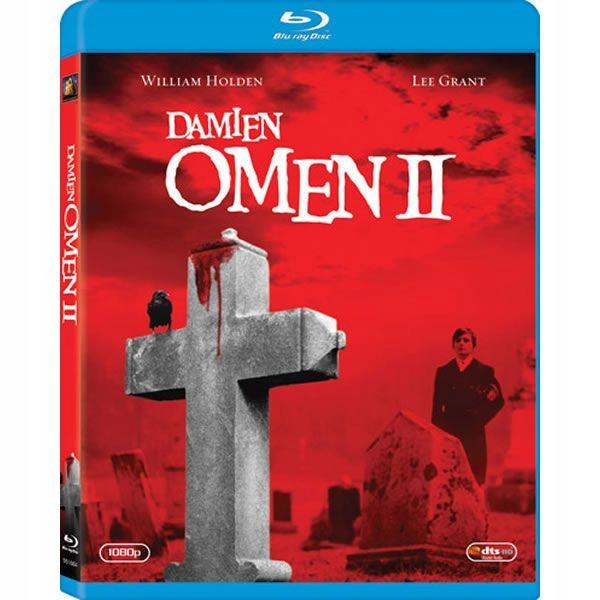Omen II Damien Omen 2 Blu-ray 1978