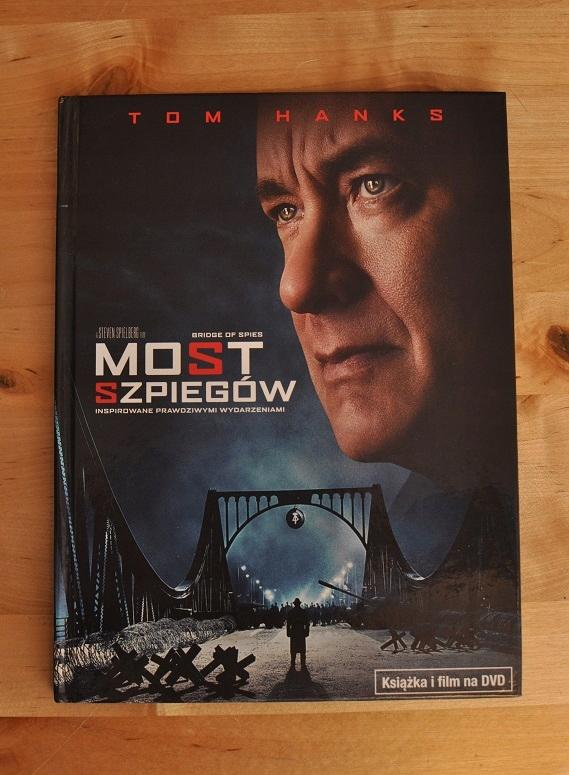 Most Szpiegów DVD Tom Hanks
