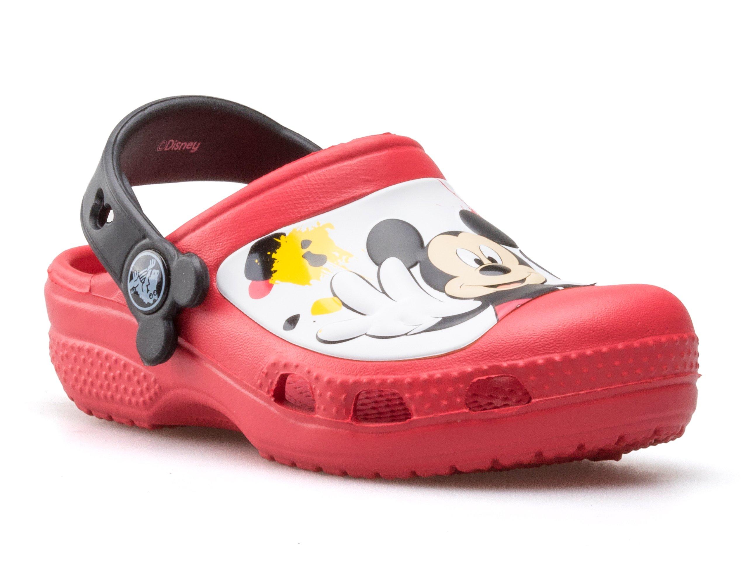 Klapki Crocs CC mickey paint 15856-610 r. 29-31